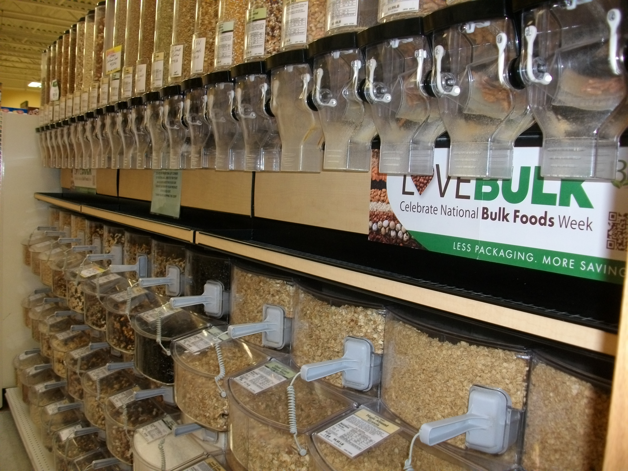 Departments - Produce, Seafood, Bulk Foods, Grocery, Deli